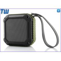 Unique Rugged Square Design Portable Wireless Speaker Waterproof
