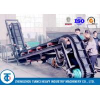 Buy cheap Powder / Particles Fertilizer Conveyor Belt , Large Angle Inclined Conveyor Belt from wholesalers