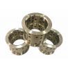Buy cheap C83600 Bronze Flange Bearing , Custom Bronze Bushings Stamping Tooling Standard from wholesalers
