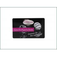 Buy cheap FM11RF08 Compatible Contactless RFID Smart Card Mifare S50 0.88mm Thickness product