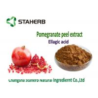Buy cheap Punicalagin/ Ellagic acid 20-90%  from Pomegranate extract powder Antioxidant Dietary Supplement from wholesalers