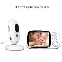 Buy cheap 3.2 inch Color Wireless Video Baby Monitor 2 Way Talk Night Vision from wholesalers