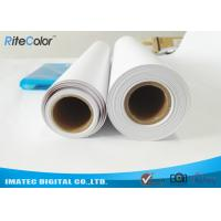 China Ultra Premium Luster Inkjet Photo Paper Roll 270gsm Super White for Aqueous Ink on sale