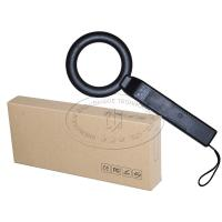 Buy cheap Hotel / Police Government Foldable Metal Detector Scanner Vibration Controlled from wholesalers