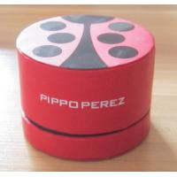 Buy cheap Red Round Printing Paper Gift Boxes product
