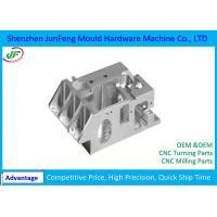 Customized CNC Aluminium Parts Cnc Precision Components / CNC Milling Parts