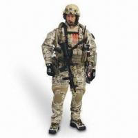 Buy cheap 12-inch Military Action Figure, Real Cloth Materials, OEM/ODM Orders are Welcome from wholesalers