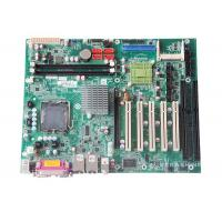 Buy cheap Intel G41 LGA775 socket 2 ISA Slot Motherboard / 2 Serial COM industrial motherboard product