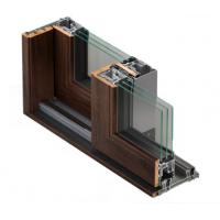 Buy cheap Customized Aluminum Window Extrusion Profiles For Casement Window from wholesalers