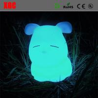 Buy cheap LED Decoration Animal Desk Lamp,Modern Cute Dog Shape Eco-Friendly Children Table Lamp from wholesalers