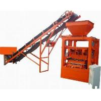 Buy cheap Concrete Hollow Block Making Machine, Hollow Brick Machine (qt4-26) from wholesalers