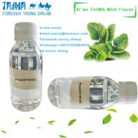Buy cheap Hot Selling Food Grade vape Concentrated Peppermint Flavor Spices for E-liquid or E-juice from wholesalers