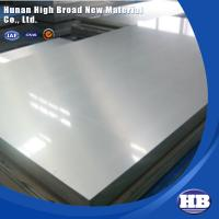 Buy cheap Extruded Cast Magnesium Plate Stock Suppliers OEM Acceptable from wholesalers