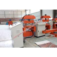 Buy cheap Metal Roof Ridge Capping Panel Manufacturing Machine with 13 Sets Steel Rolling Mill from wholesalers