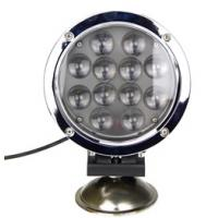 Buy cheap High Low Beam 45W 7 Inch Square LED Work Light For Tractor 60 / 30 Degree Beam from wholesalers