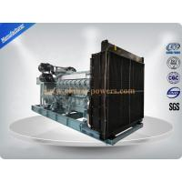 Buy cheap 600 KVA -- 1250 KVA Original Japanese MITSUBISHI Engine Diesel Generator Set for Industrial Use Low Fuel Consumption from wholesalers