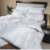 Buy cheap 100% Cotton Fabric Goose Feather Quilt from wholesalers