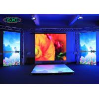 Buy cheap P5 Indoor Full Color LED Display Die Casting Aluminum Cabinet Hanging Installed from wholesalers