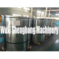 Buy cheap Galvanized Steel Coil / Raw Material for Making Roof Tile and Wall Panel from wholesalers
