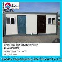Buy cheap Prefab designed sandwich panel frame container living house from wholesalers