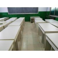 Buy cheap General Education Teaching Furniture Computer Lab Bench Computer Classroom Table from wholesalers