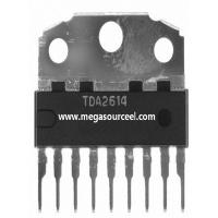 Buy cheap Integrated Circuit Chip TDA2614 -  Semiconductors - 6 W hi-fi audio power amplifier from wholesalers
