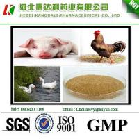 Buy cheap supply poultry feed additives choline chloride 60% powder from wholesalers