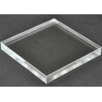 Buy cheap 20mm 1.2g/Cm3 1250*2470mm Pmma Clear Acrylic Sheet from wholesalers