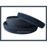 Buy cheap Custom colors various nylon Hook and Loop velcro tape,black and white from wholesalers