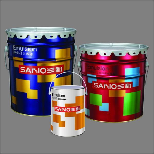 Odorless Water Based Interior Paint 91051867