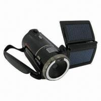 Buy cheap Winait's 12MP Maximum Dual Solar Panel 720P HD Digital Camcorder with 1.3MP CMOS Sensor from wholesalers
