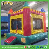 Buy cheap Commercial inflatable jumping castle, kids inflatable bounce house, inflatable party jumper for sales from wholesalers