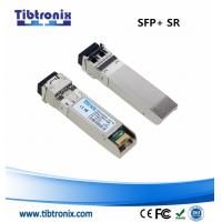 Buy cheap 10G SFP+ SR 850nm 300m modulos de transceptor de fibra optica precio barato Compativel com Cisco huawei Juniper from wholesalers