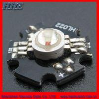 Buy cheap 1W/3W RGB High Power LED Lighting with 6pins product