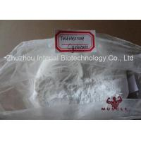 Buy cheap Raw Steroid Bodybuilding Test Cyp Testosterone Cypionate Powder CAS 58-20-8 for Muscle Gain from wholesalers