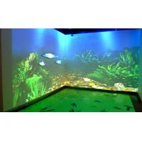 Buy cheap Public Event Interactive Floors And Walls Projectors With 120 Different Effects from wholesalers