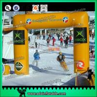 Buy cheap Advertising Inflatable Arch from wholesalers