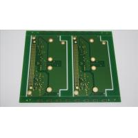 Lead Free HASL Four Layer Custom Printed Circuit Board 1.6mm Thickness