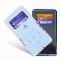 China MP3 Players with LCD Display and FM Radio, Speaker on sale