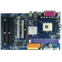 Buy cheap Socket 478 , 3  ISA Slot Motherboard 2 COM ports Support Celeron 4 / Pentium 4 CPU product