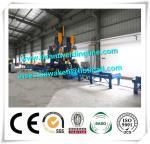Buy cheap Automatic H Beam Assembling Machine , H Beam Straightening Machine CE / ISO from wholesalers