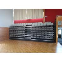 Buy cheap Folding Retractable Grandstands Customized Stair Width For Sport Venues from wholesalers