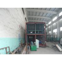 Buy cheap 3mm - 6mm Thickness Roofing Sheet Forming Machine , Semi Automatic Tile Press Machine product