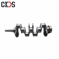 Buy cheap Mitsubishi Fuso 4D34 Engine Crankshaft Japanese Truck Spare Parts from wholesalers