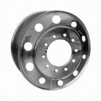 Buy cheap Forged Alloy Truck Wheel Rims, Made in China from wholesalers