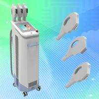 Buy cheap Best IPL laser Beauty machine with 3 hand pieces for skin care hair removal from wholesalers