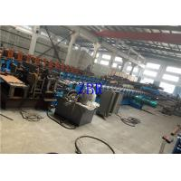 Buy cheap Galvanized Steel Silo Forming Machine GCr15 Rollers With 18 Forming Stations product
