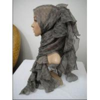 Buy cheap Imitated Silk Islamic Long Scarf from wholesalers