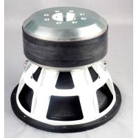 """Buy cheap 5"""" Flat Wire Coil SPL Audio Subwoofers , SPL 10 Inch Subwoofers Car Audio product"""