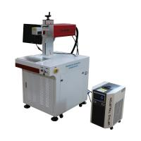 Buy cheap 3W UV Laser Marking Machine for marking engraving plastic glass from wholesalers